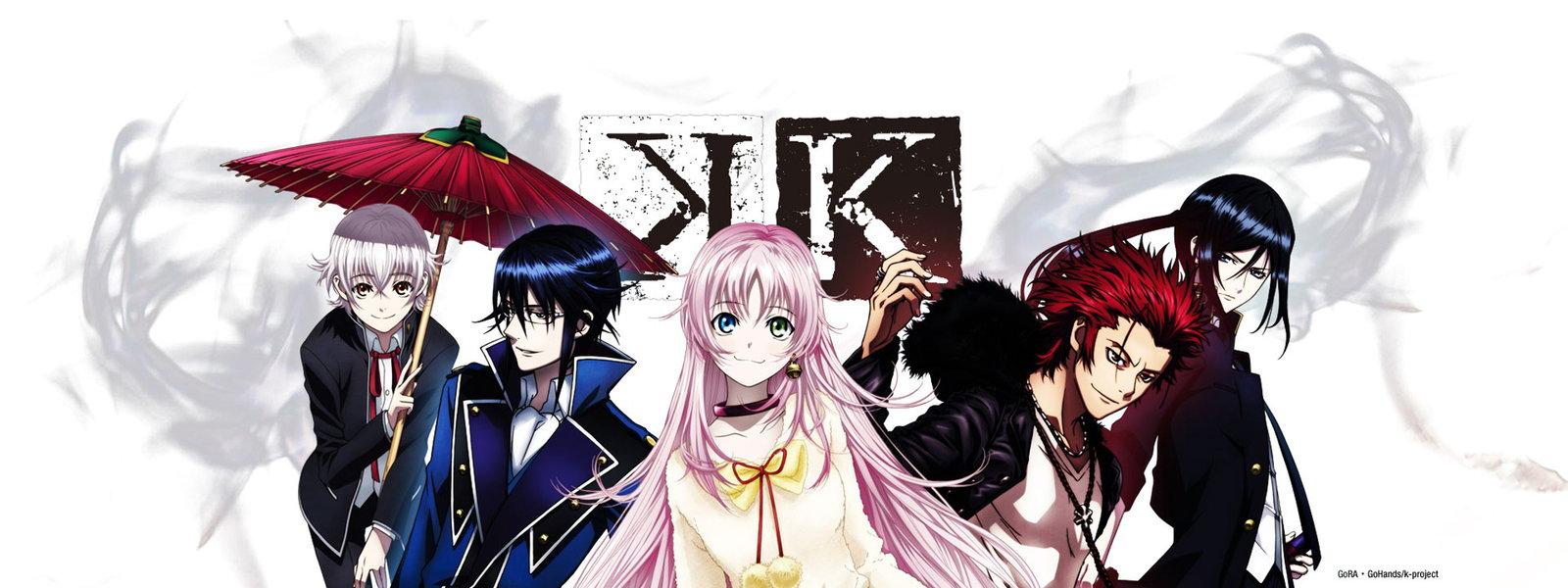 K Banner Anime
