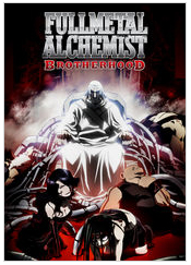 Fullmetal Alchemist- Brotherhood