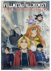 Fullmetal Alchemist- The Sacred Star of Milos