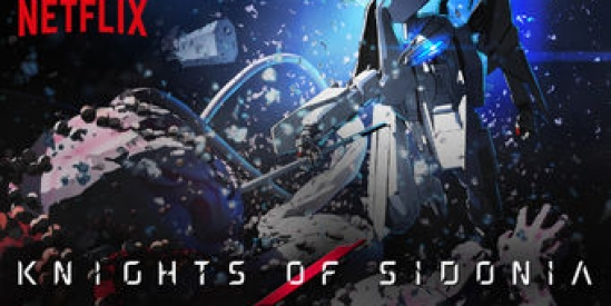 Knights of Sidonia (2014-2015)