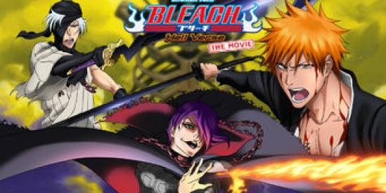 Bleach The Movie: Hell Verse (2010)