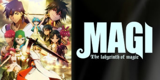 Magi: The Labyrinth of Magic (2012)