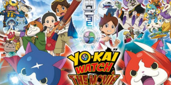 Yo-Kai Watch: The Movie (2016)