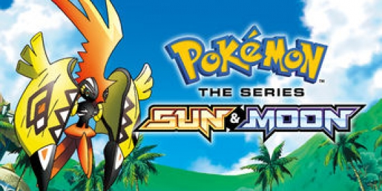Pokémon the Series: Sun & Moon (2018)