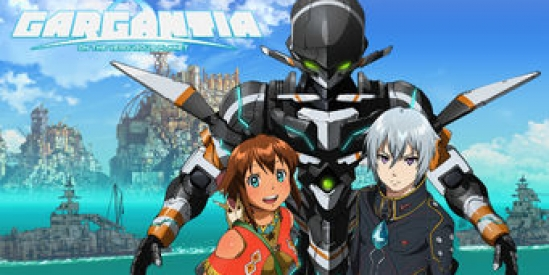 Gargantia on the Verdurous Planet (2013)